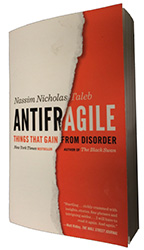Antifragile: Things that Gain From Disorder by Nassim Nicholas Taleb