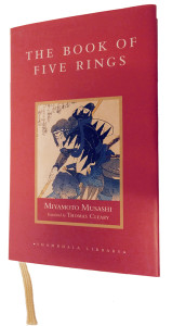The Book of Five Rings by Minamoto Musashi