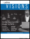 Visions cover, December 2008
